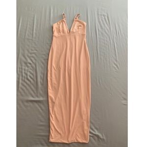 Dresses & Skirts - Peach, midi dress